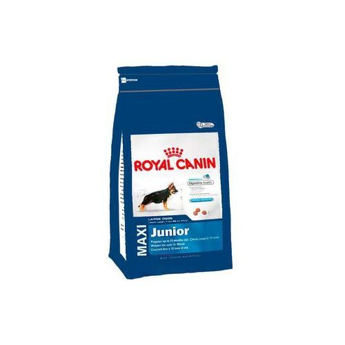 Royal canin - pies Royal canin maxi junior 15kg (3182550402163)