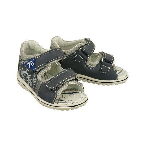 75591/00 blu/grigio chiaro, sandały dziecięce, rozmiary: 19-26 marki Primigi