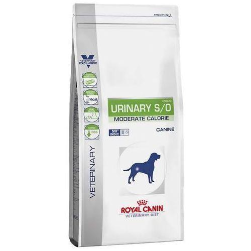 dog urinary s/o umc20 moderate calorie 2x12kg tani zestaw marki Royal canin vet