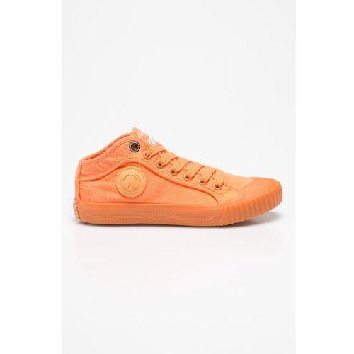 - tenisówki dziecięce industry routes girls marki Pepe jeans