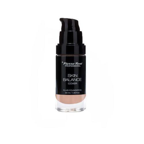 Pierre René Face Skin Balance wodoodporny make-up dla długotrwałego efektu odcień 29 Almond 30 ml
