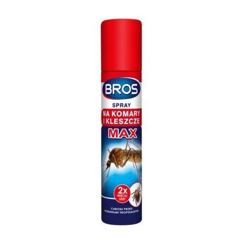 Bros spray na komary i kleszcze max 90ml (5904517002920)