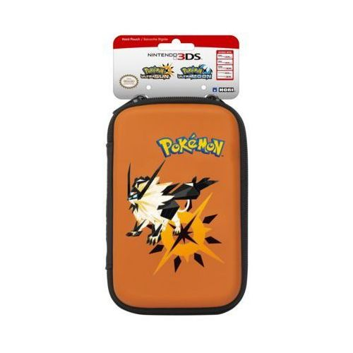 Etui HORI Hard Pouch Pokémon Ultra Sun & Moon do Nintendo New 3DS XL