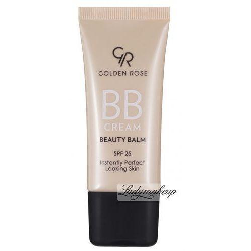 - bb cream beauty balm - kremowy balsam upiększający - p-bbc - 02 - fair, marki Golden rose