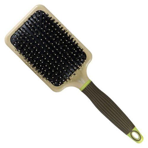 Macadamia Padle Cushion Brush - szczotka do czesania z włosiem dzika