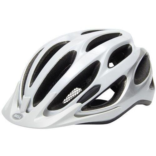 traverse kask rowerowy szary/biały 54-61 cm 2018 kaski miejskie i trekkingowe marki Bell