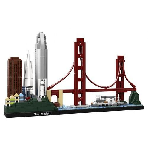 LEGO Architecture 6250896 San Francisco