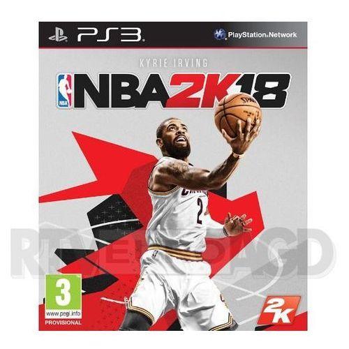 NBA 2K18 (PS3) Darmowy transport od 99 zł | Ponad 200 sklepów stacjonarnych | Okazje dnia!