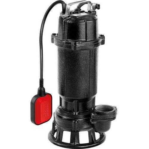 Pompa do ścieków z rozdrabniaczem (system tnący) 750w / yt-85350 / - zyskaj rabat 30 zł marki Yato