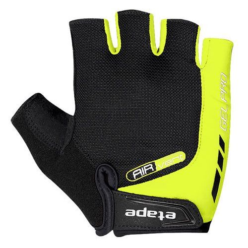 Etape rękawiczki rowerowe męskie, żółte fluo XL (8592201044034)