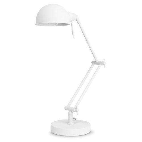 It's About RoMi Lampa stołowa Glasgow biała 68x15x9cm GLASGOW/T/W