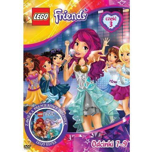 LEGO Friends. Część 3 (odcinki 7-9) (DVD) (7321997610458)