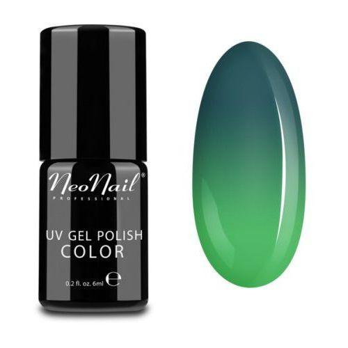 Lakier hybrydowy neonail uv 6ml - termiczny green lantern 5187-1 marki Neo nail