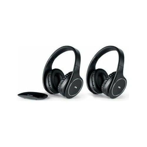 Meliconi Słuchawki HP EASY Digital, czarne