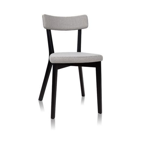 Soho proste krzesło bukowe marki Halex