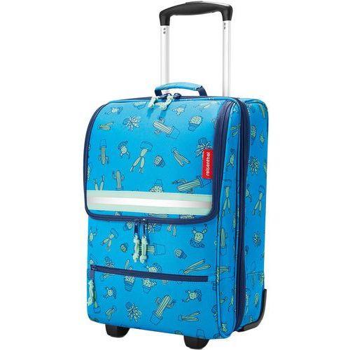 Wózek podróżny na kółkach dla dzieci trolley xs niebieski (ril4049) marki Reisenthel