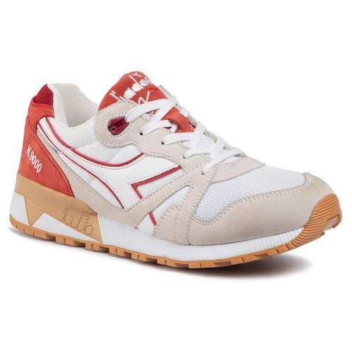 Diadora Sneakersy - n9000 iii 501.171853 01 c1734 white/red capital