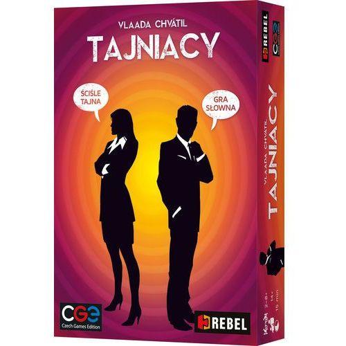 Tajniacy (codenames) marki Rebel.pl