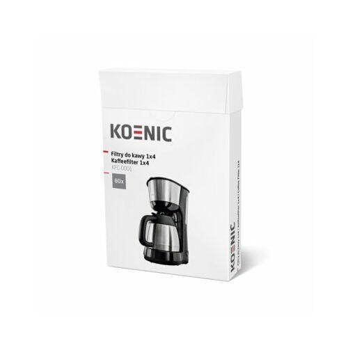 Koenic Kfc-0001 filtry do kawy (4049011153486)