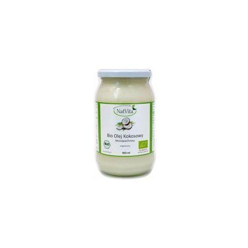 Olej kokosowy, bezzapachowy BIO 900ml