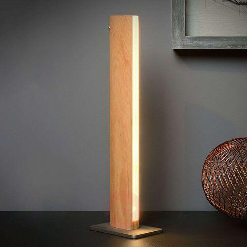 Lucide 48550/10/72 - led lampa stołowa sytze 1xled/10w/230v