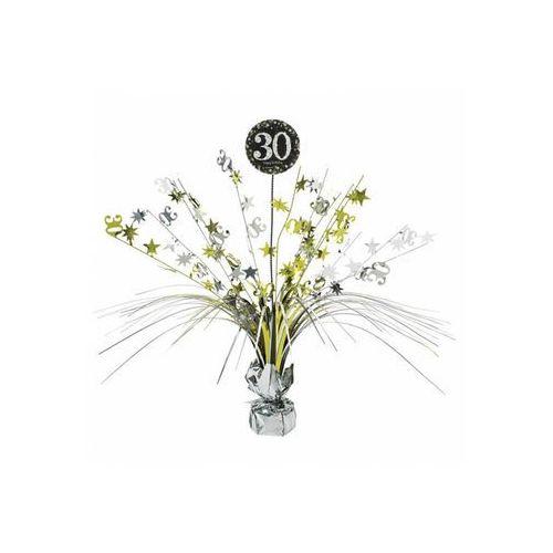 Dekoracja stołu na 30-tke - 33 cm - 1 szt. (0013051588496)