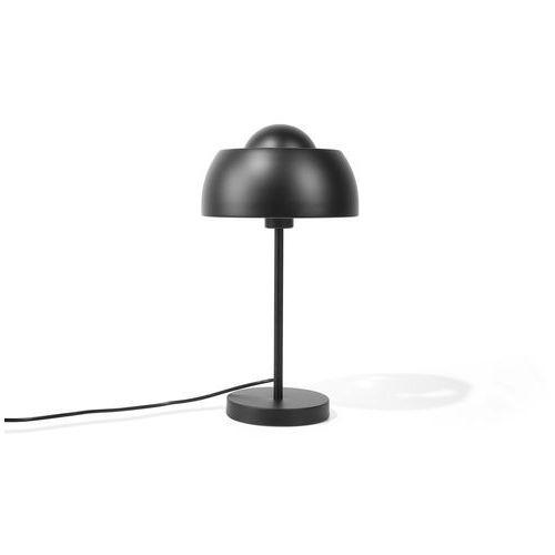 Beliani Lampa stołowa czarna senette (4260586357769)