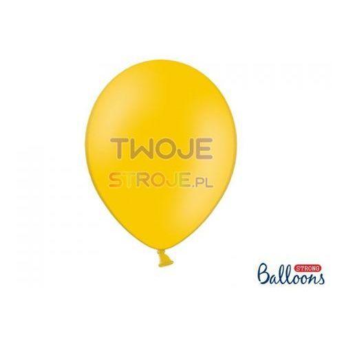 Balon lateksowy pastel żółty 30 cm 1szt marki Twojestroje.pl