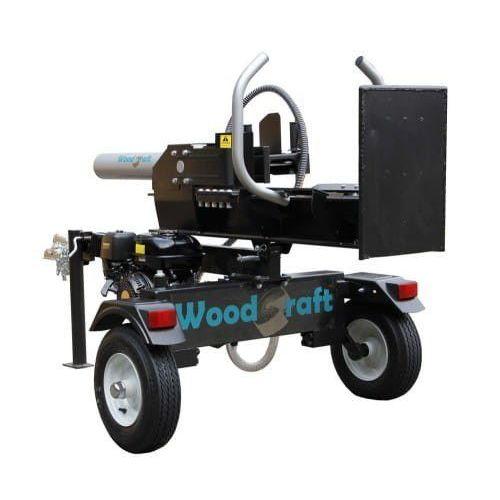 Łuparka do drewna 22 tony z silnikiem benzynowym, LS22B