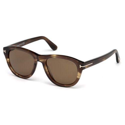 Tom ford Okulary słoneczne ft0520 polarized 50h