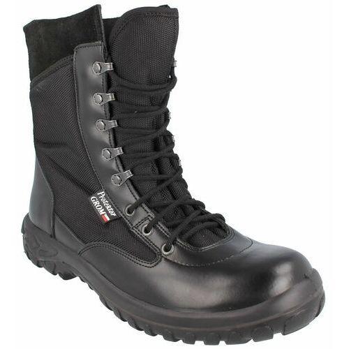 Buty Protektor Grom Black (108-742) (2010000043165). Najniższe ceny, najlepsze promocje w sklepach, opinie.