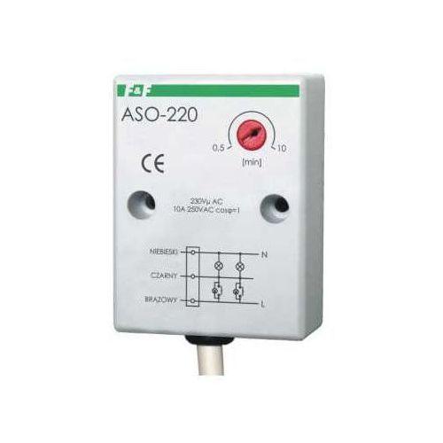 Automat schodowy tablicowy F&f 10A 0,5-10min 230V AC ASO-220