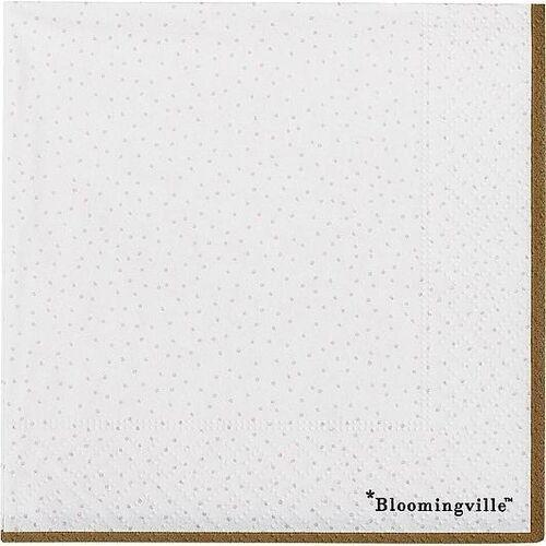 Serwetki papierowe w kropki 20 szt. marki Bloomingville