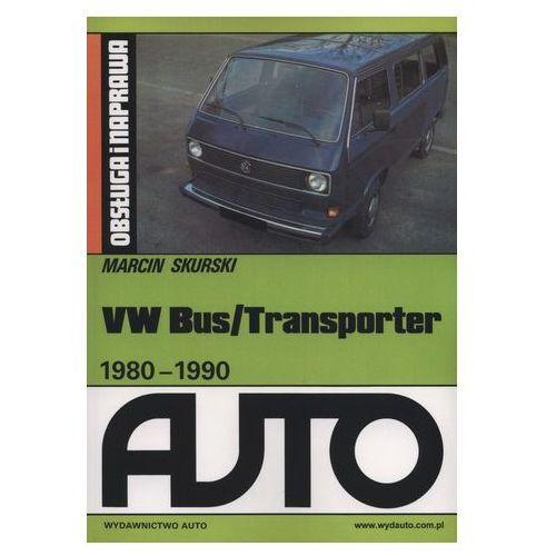 VW Bus/Transporter 1980-1990 Obsługa i naprawa, oprawa miękka
