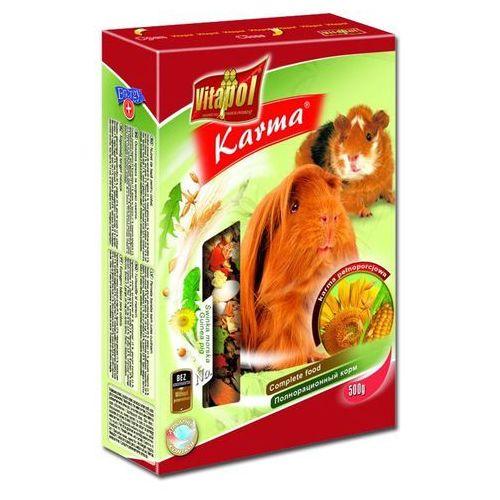 Vitapol  pokarm dla świnki morskiej: opakowanie - 2 x 500 g