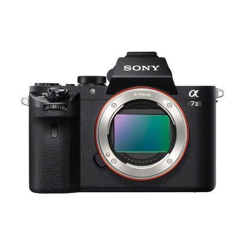 Sony Alpha A7 II. Najniższe ceny, najlepsze promocje w sklepach, opinie.