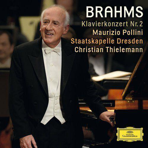 BRAHMS PIANO CONCERTO 2 - Maurizio Pollini (Płyta CD)