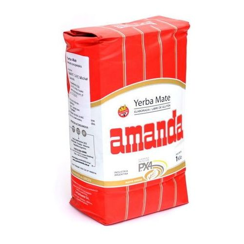 Yerba mate amanda klasyczna 1000g marki Yerba mate amanda, argentyna