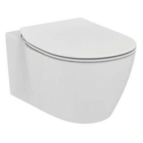 Ideal Standard CONNECT miska wisząca WC AquaBlade z deską wolnoopadającą E047901 E772401