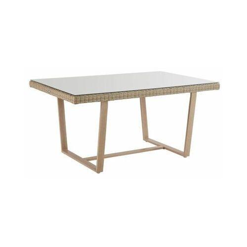 Stół ogrodowy Medena 100 x 200/74 cm NATERIAL