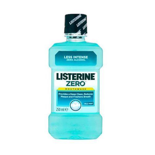 płyn do płukania jamy ustnej b/alkoholu - zero marki Listerine