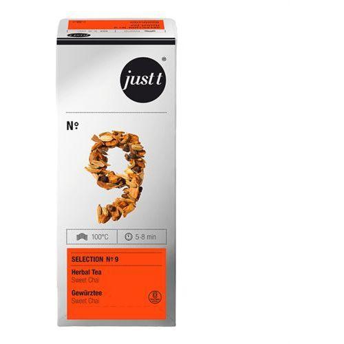 Herbata Just T No.9 Sweet Chai - 25 x 2g, kup u jednego z partnerów
