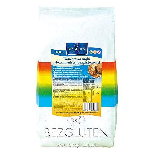 Koncentrat mąki wieloziarnistej /razowej/ owy 500g marki Bezgluten