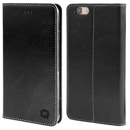 Kltrade Etui flip case qult do iphone 7/8 4.7 czarny (5901646834484)
