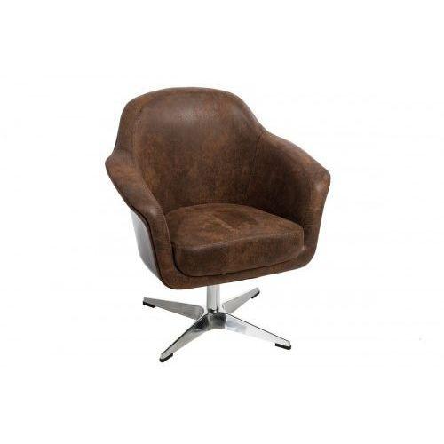 Fotel Presto (brązowy vintage) D2, d2-4352