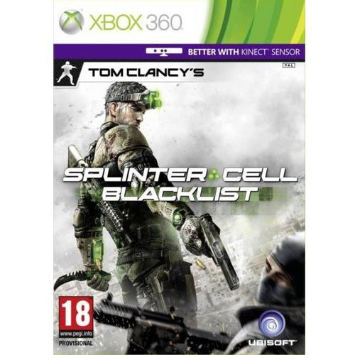 Splinter Cell Blacklist (Xbox 360)