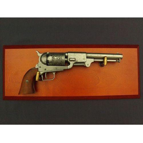 Denix sa Replika rewolwer armii dragoon s.colt usa z 1848r na tablo denix model 1055+tm+30