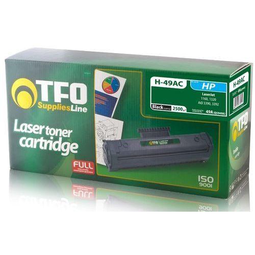 Telforceone Toner tfo h-6003arc hp-6003 (q6003a) 2.0k z chipem do hp color laserjet 1600, 2600, 2605, cm1015 mfp (5907582375814)