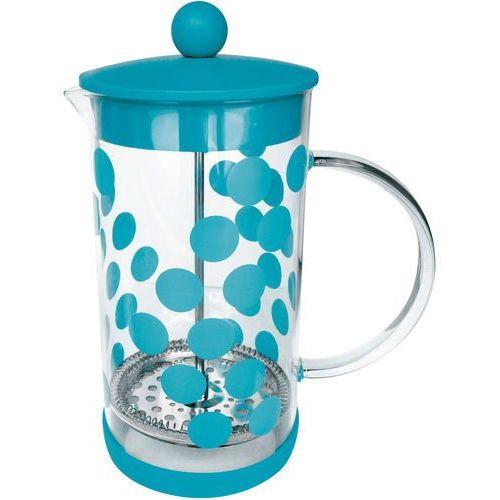 Zak! - kawiarka 1l, błękitna, dot dot marki Zak! designs