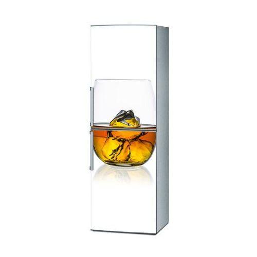 Mata magnetyczna na lodówkę - Szklaneczka whiskey 4322